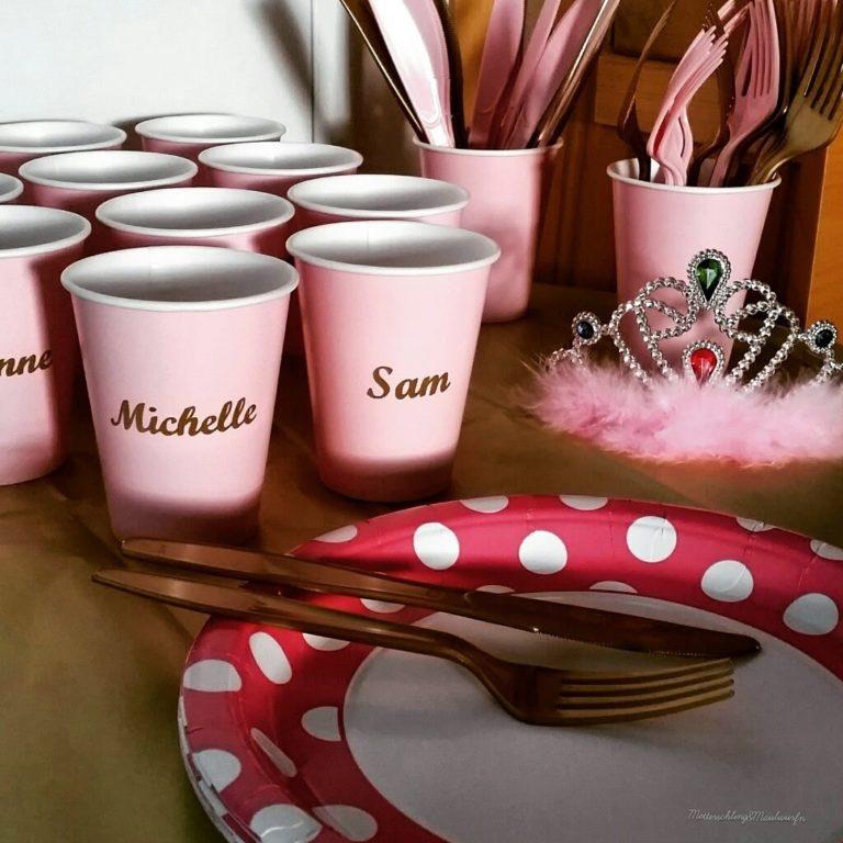 Prinzessinen Geburtstag / Ideen selbermachen & Rezepte