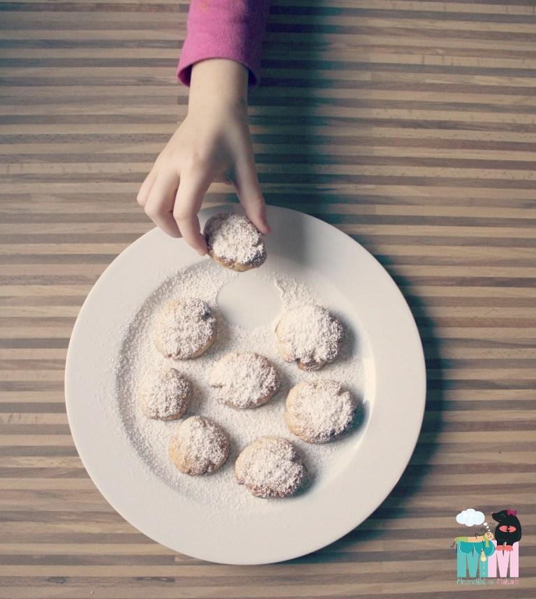 Vanilleflocken – leckeres Rezept der Vanillekipferle