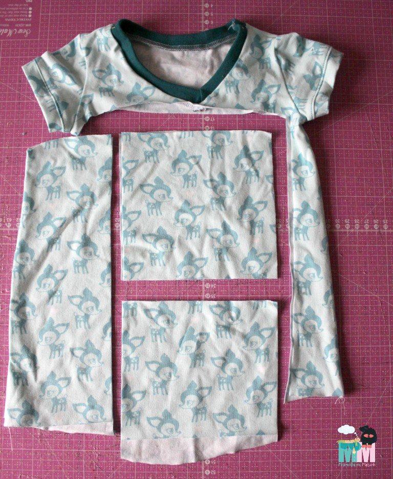Erinnerung fürs Leben – Baby Decke nähen