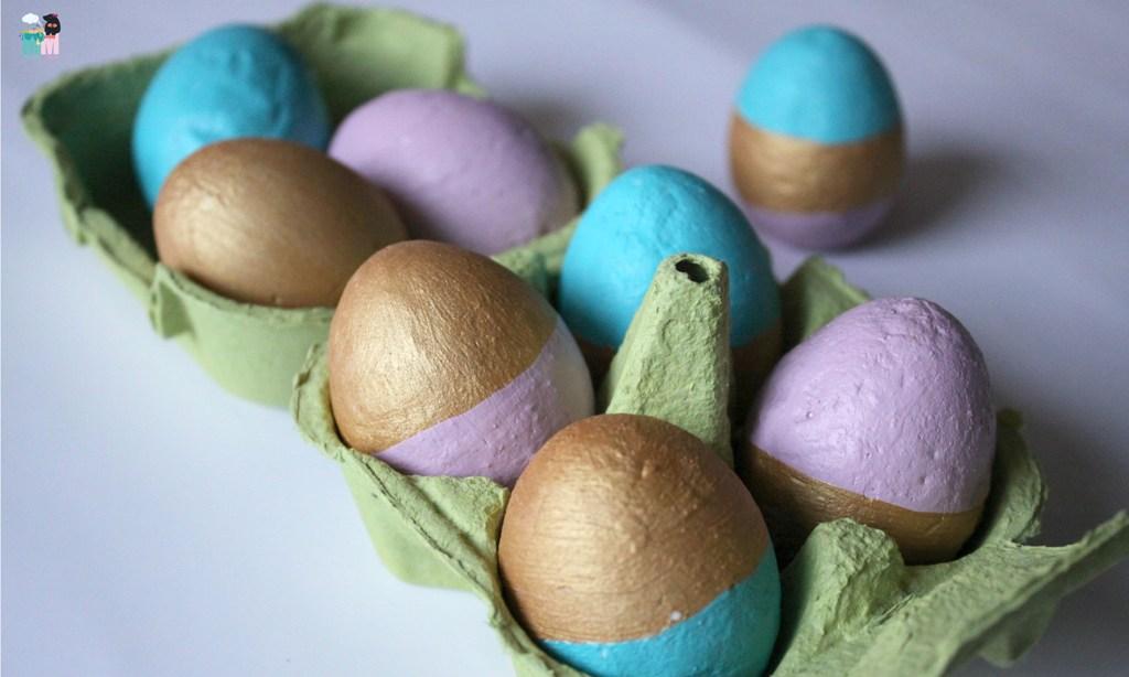 deko oster eier gipseier selbermachen anleitung. Black Bedroom Furniture Sets. Home Design Ideas