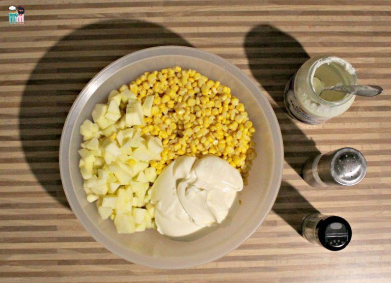 Maissalat Rezept
