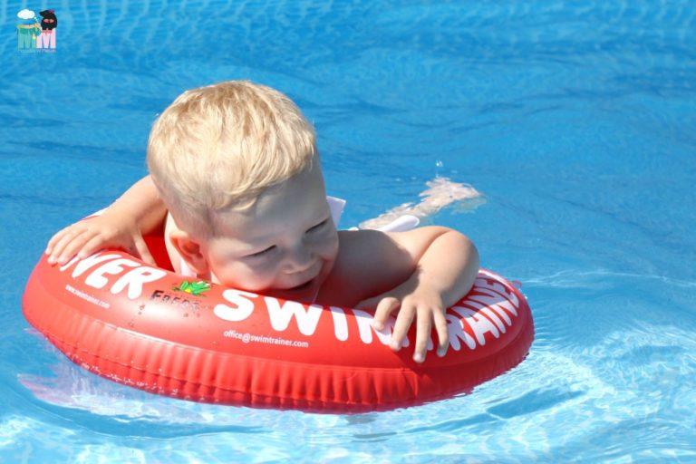 Schwimmhilfe Swimtrainer – wir testen den Testsieger