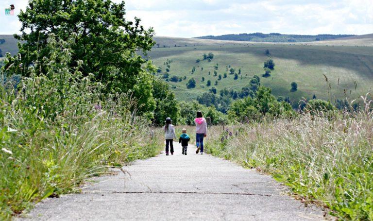 Natur pur – (Groß-) Familien Urlaub mit Hund in Oberwiesenthal / Deutschland – Gore Tex Big Days