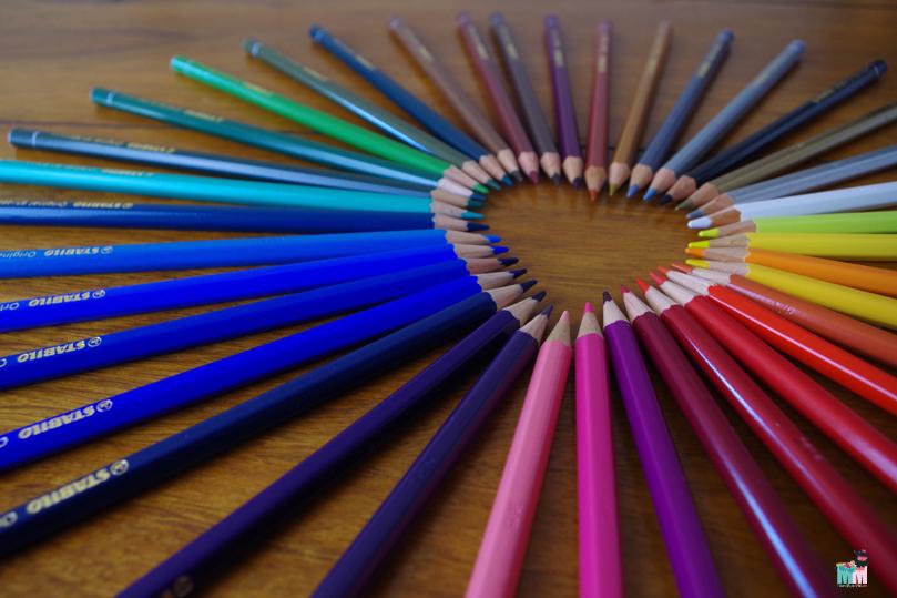 Stabilo-Scribble-Sonntag – der (Kinder)Zeichenkurs: leichter als Nüsse knacken