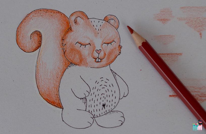 metterschlingundmaulwurfn_familienblog_bystoffregen_malkurs_zeichenkurs_stabilo_hobby_selbstgemacht_kinder_erwachsene_ideen_anleitung_kunst_illustration_scribble_herbst_autumn_squirrel_buntstifte_14