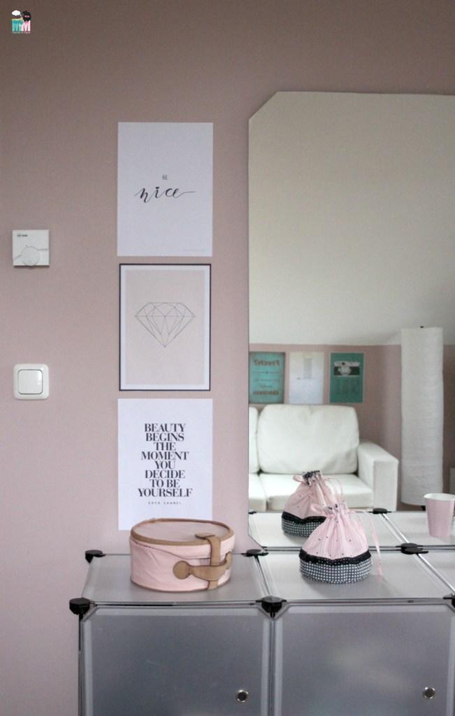 Teeny Mädchen Zimmer – Renovierung & Einrichtung
