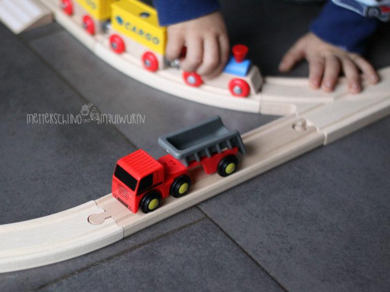 Eisenbahn Liebe / Holz Zug & Co von Eichhorn