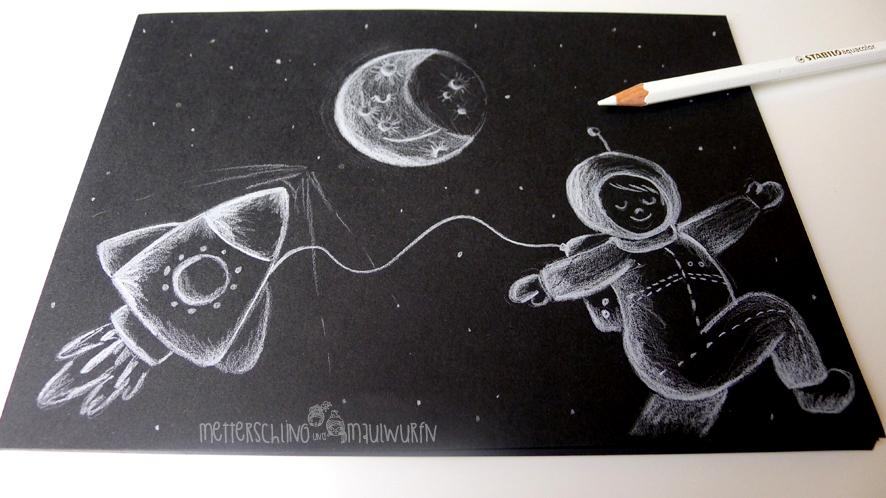 metterschlingundmaulwurfn_familienblog_bystoffregen_malkurs_idee_zeichnen_anleitung_malvorlage_weltall_rakete_mond_astronaut_stabilo_23