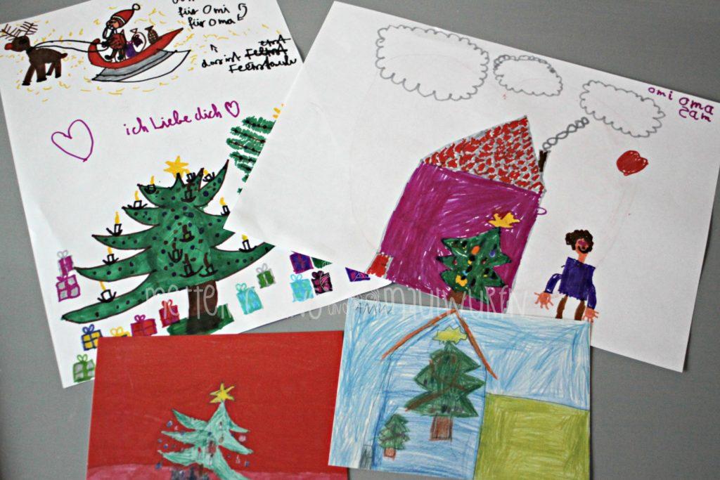 Ideen Für Den Weihnachtskalender.Adventskalender Kleine Schnelle Geschenke Zu Weihnachten Für