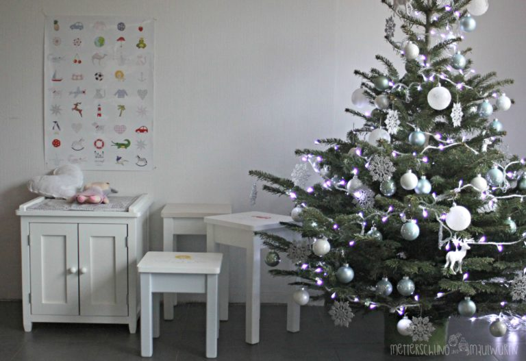 Shabby Chic im Kinderzimmer / Geschenk Idee / isle of dogs