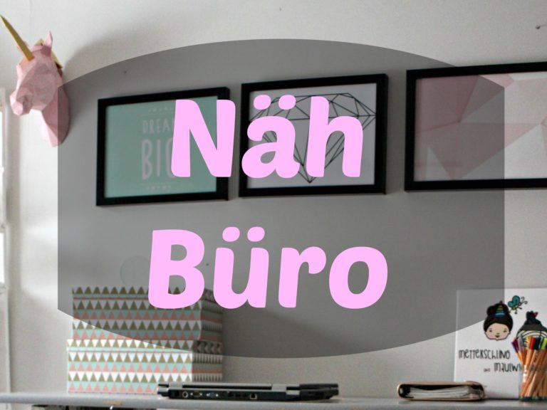 Mein frisch renoviertes Näh Büro / Alpina / Aeris / Pixers
