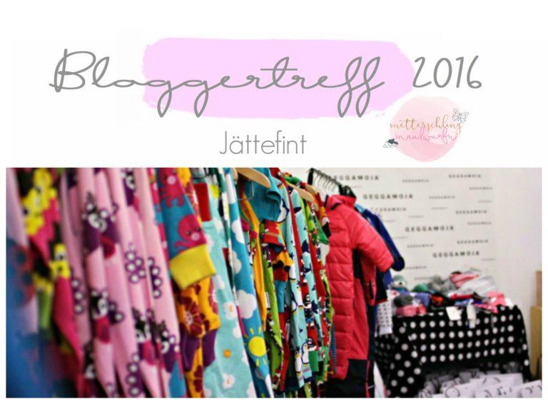 Jättefint Bloggerevent 2016