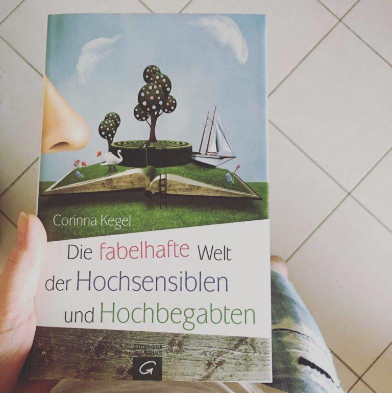 Die fabelhafte Welt der Hochsensiblen und Hochbegabten // Buchrezension