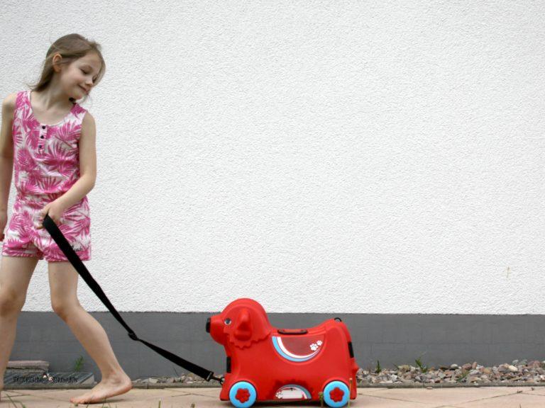 Perfekter Kinderkoffer : BIG Bobby Trolley im Test