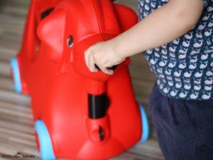 spielzeugtest, Koffer, Urlaub, Kinder, Hartschalenkoffern, Test, Erfahrung, Familienblog, BIG,