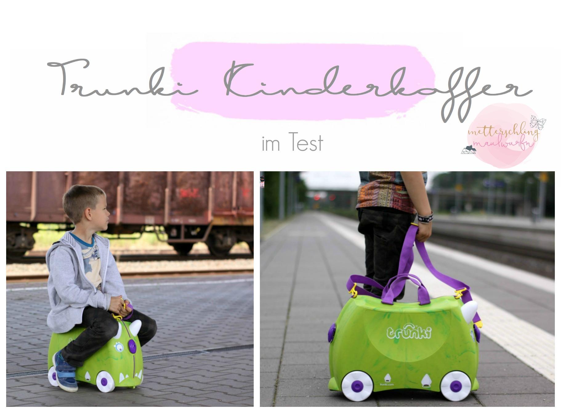 Trunki Kinderkoffer Koffer Kinder