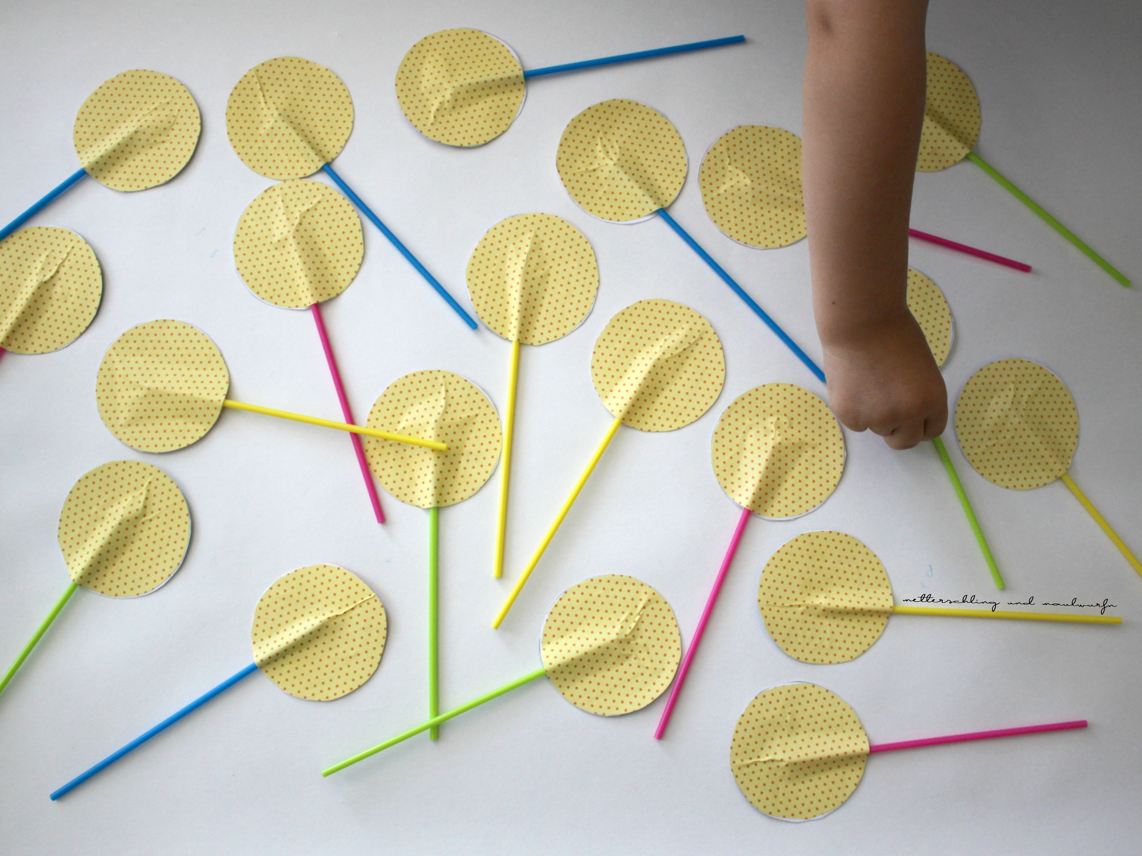 Cakepops Memory – selbstgemacht / Basteln mit Kinder