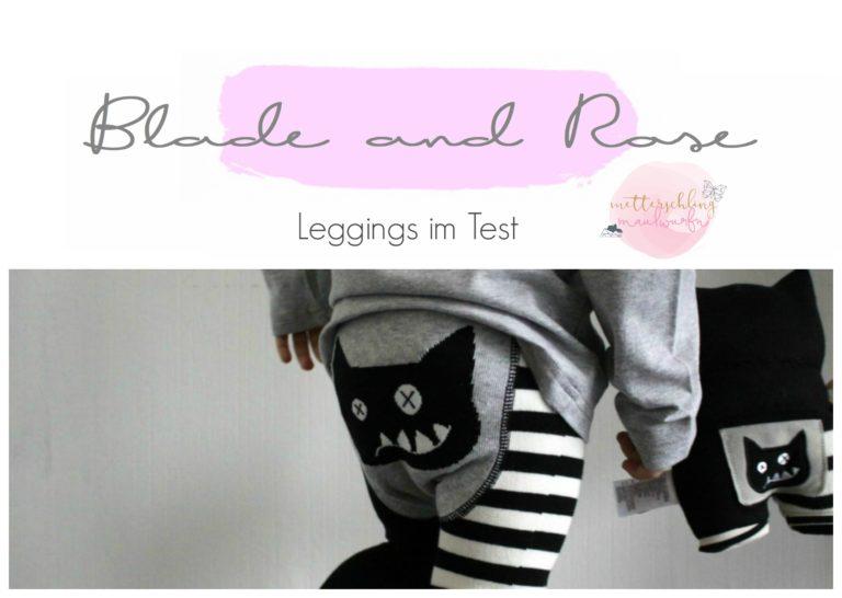 Leggings für Jungs ?!  // Blade & Rose // Gewinnspiel