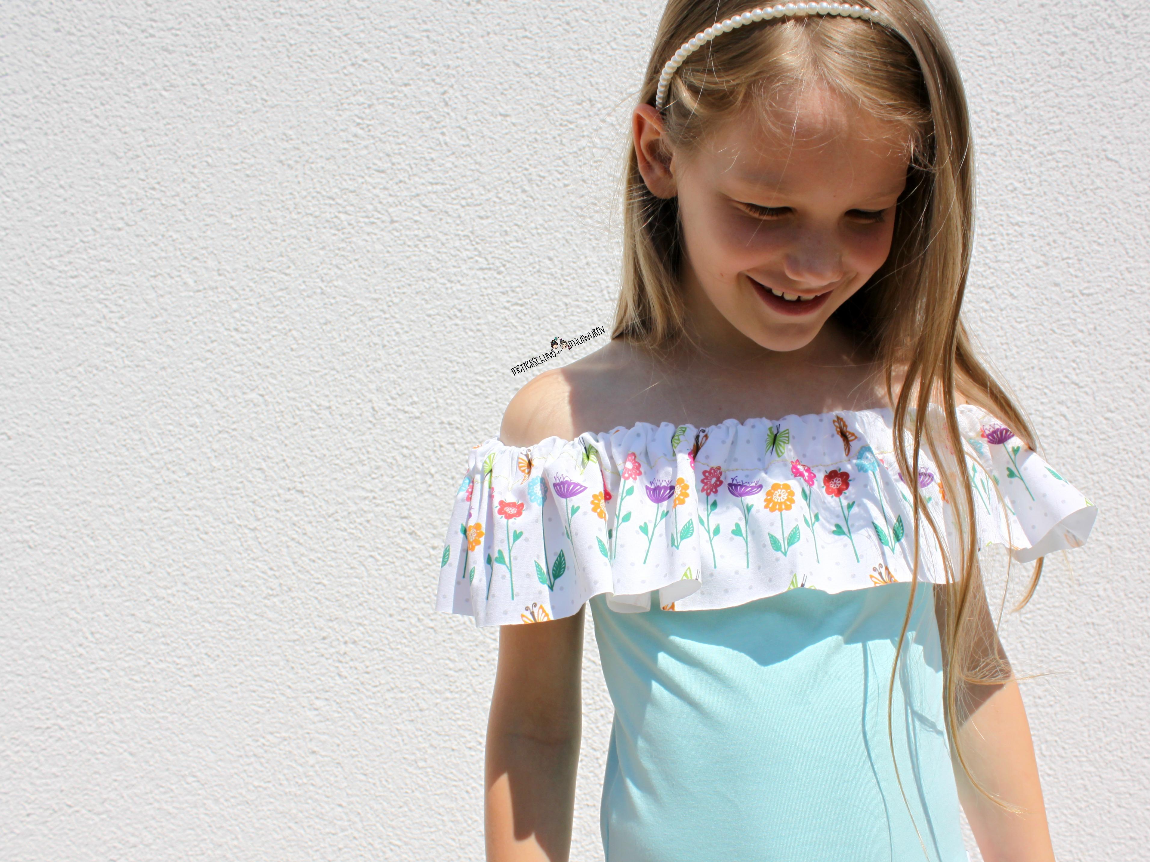 Kleid nahen aus t shirt