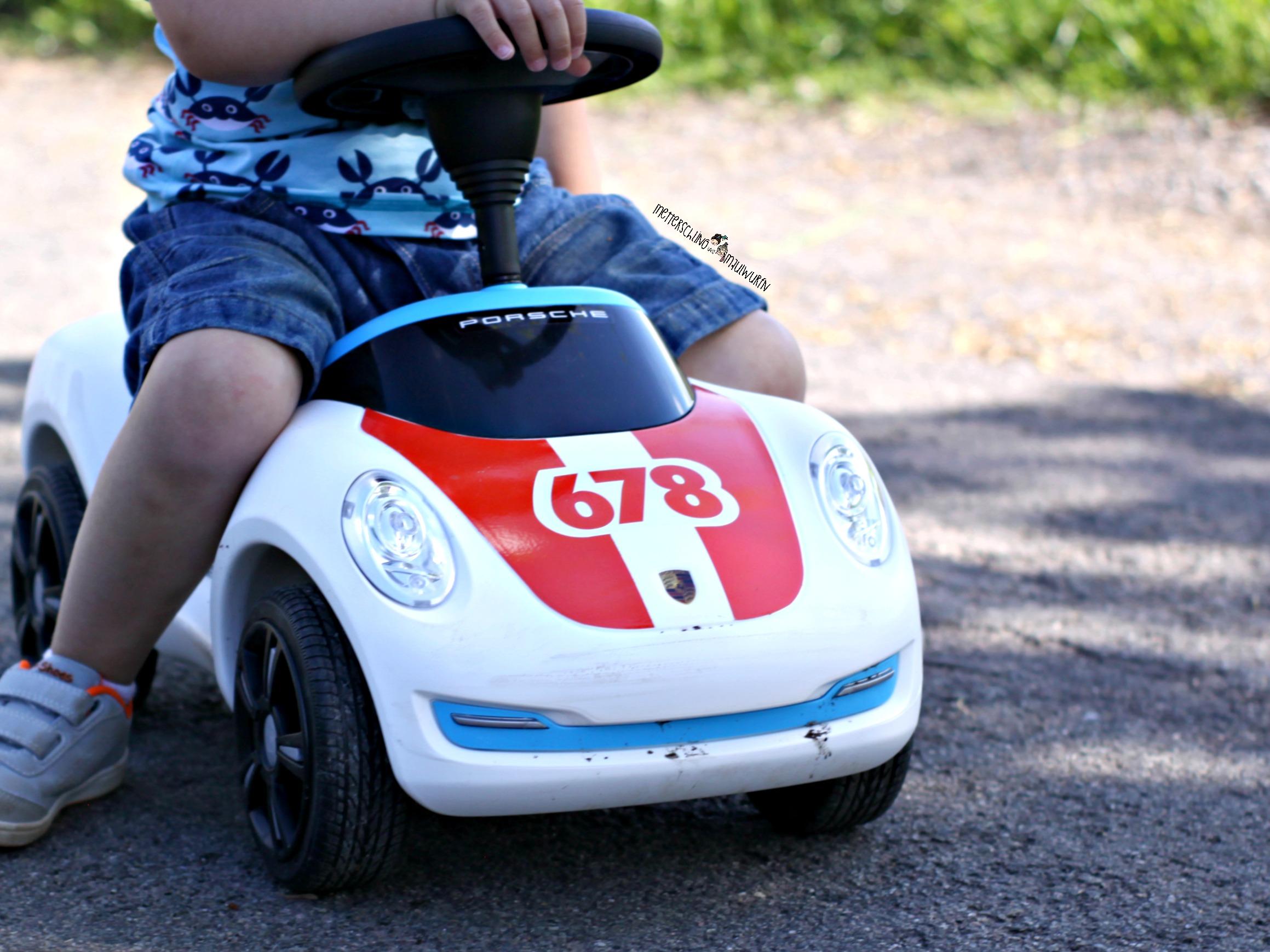 Baby Porsche Premium – BIG Bobby Car im Test