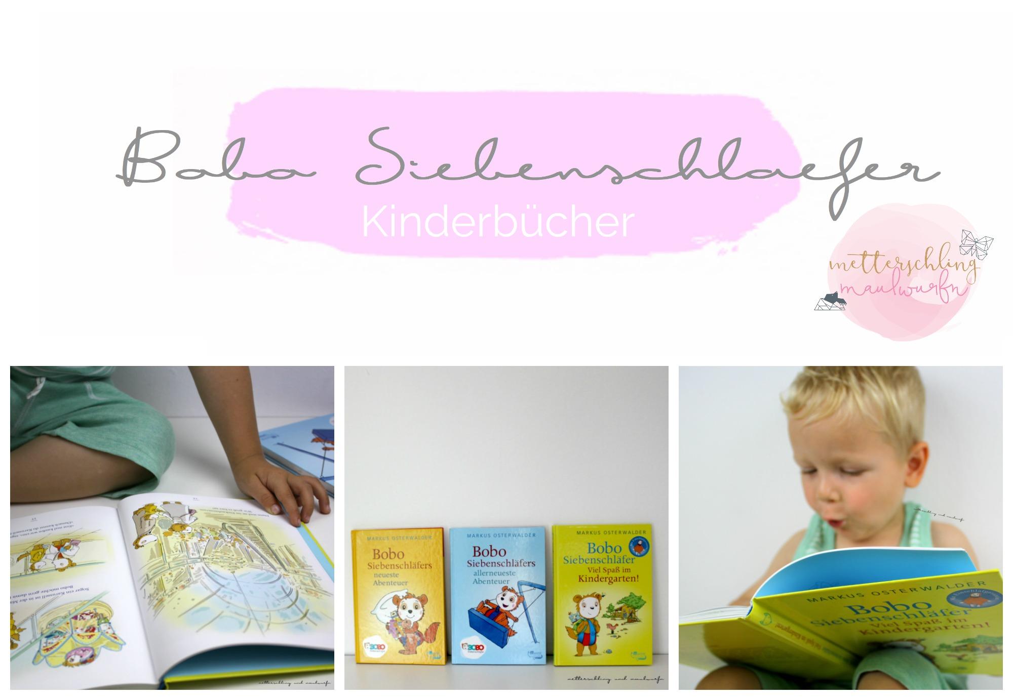 Lieblingsbücher: Bobo Siebenschläfer / Unerzogen