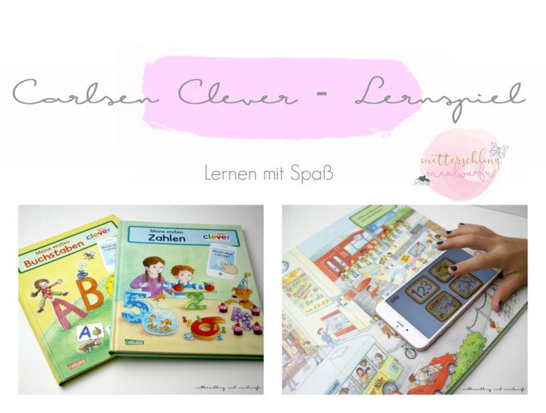 Lernen mit Spaß /  Carlsen Lern Bücher ABC 1,2,3