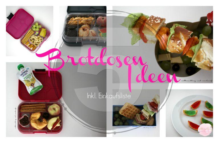Kinder Brotdosen Frühstücks Ideen Nr. 3 / Schule / Rezept / gesund