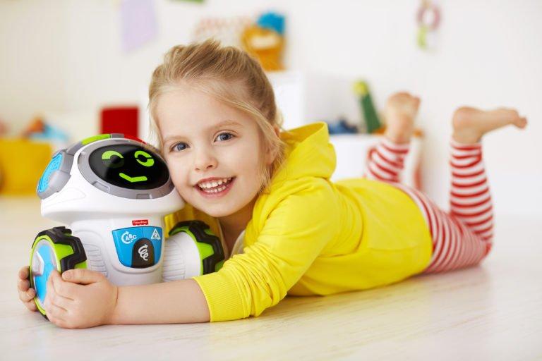 Geschenkidee: Lern-Roboter Movi von Fisher-Price