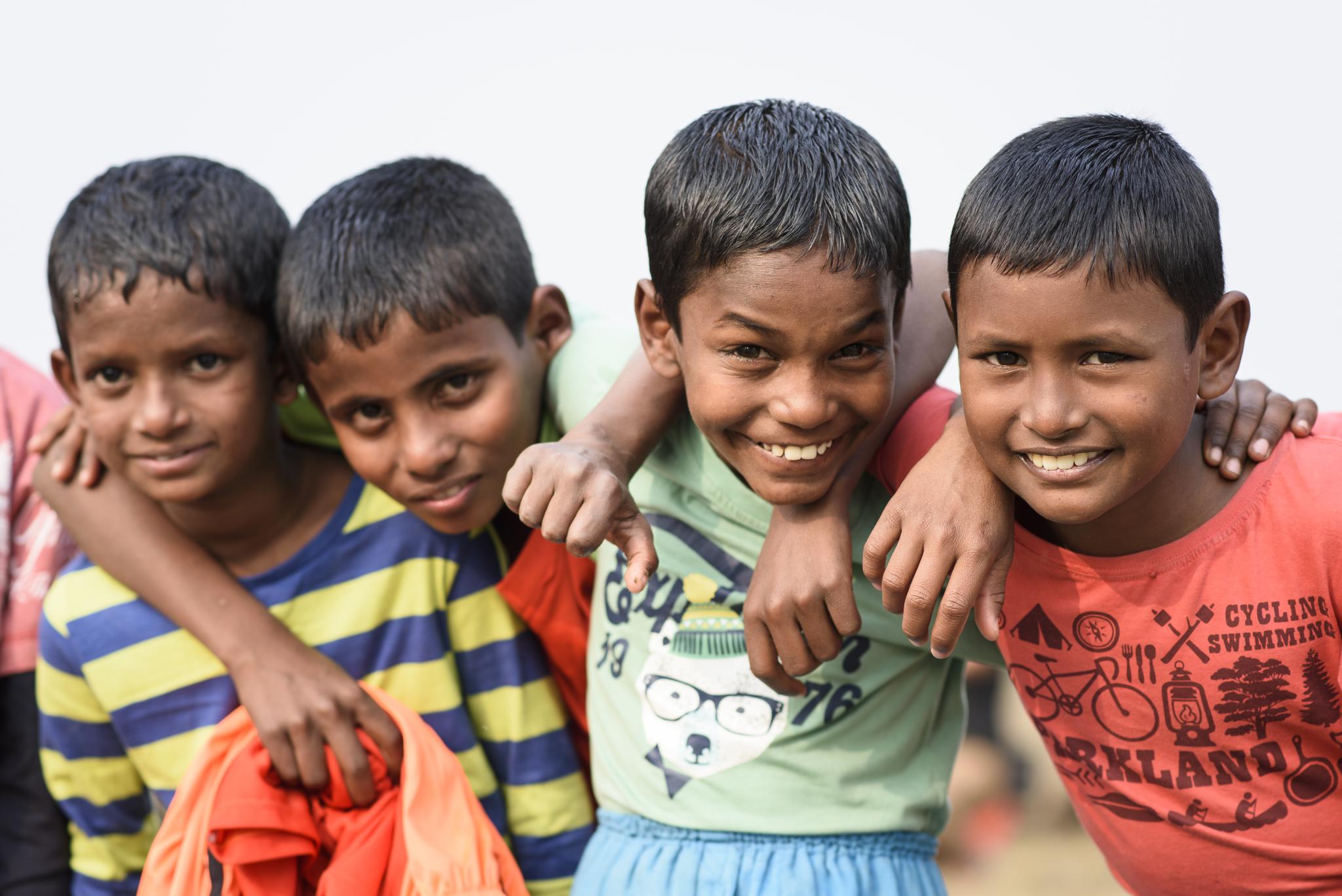 Spenden, so einfach gehts! Stück zum Glück / P&G, REWE & die Kindernothilfe sagen danke