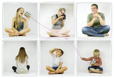 Kann man alle seine Kinder gleich lieben? Bedürfnisorientiert Leben in einer Großfamilie