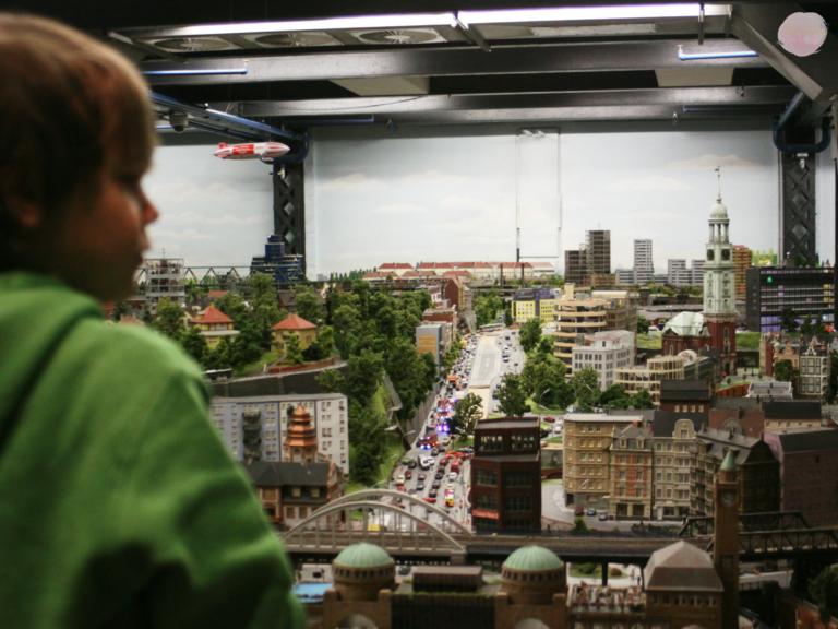 Miniatur Wunderland ✰ Kurztripp HAMBURG ✰ Reisen mit Kindern