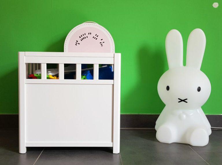 Bus Möbel / Spielzeugtruhe Herbert von Sanders über Wallenfels