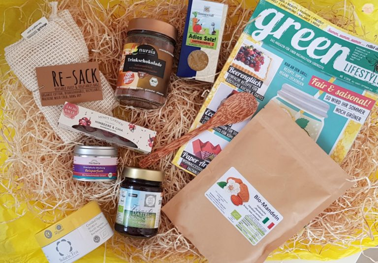 Neu Vegan: Whole Food Box – Plastikfrei