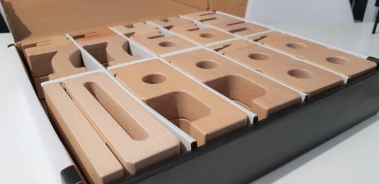 SumBlox – Mathe spielerisch lernen / Montessori Holzspielzeug