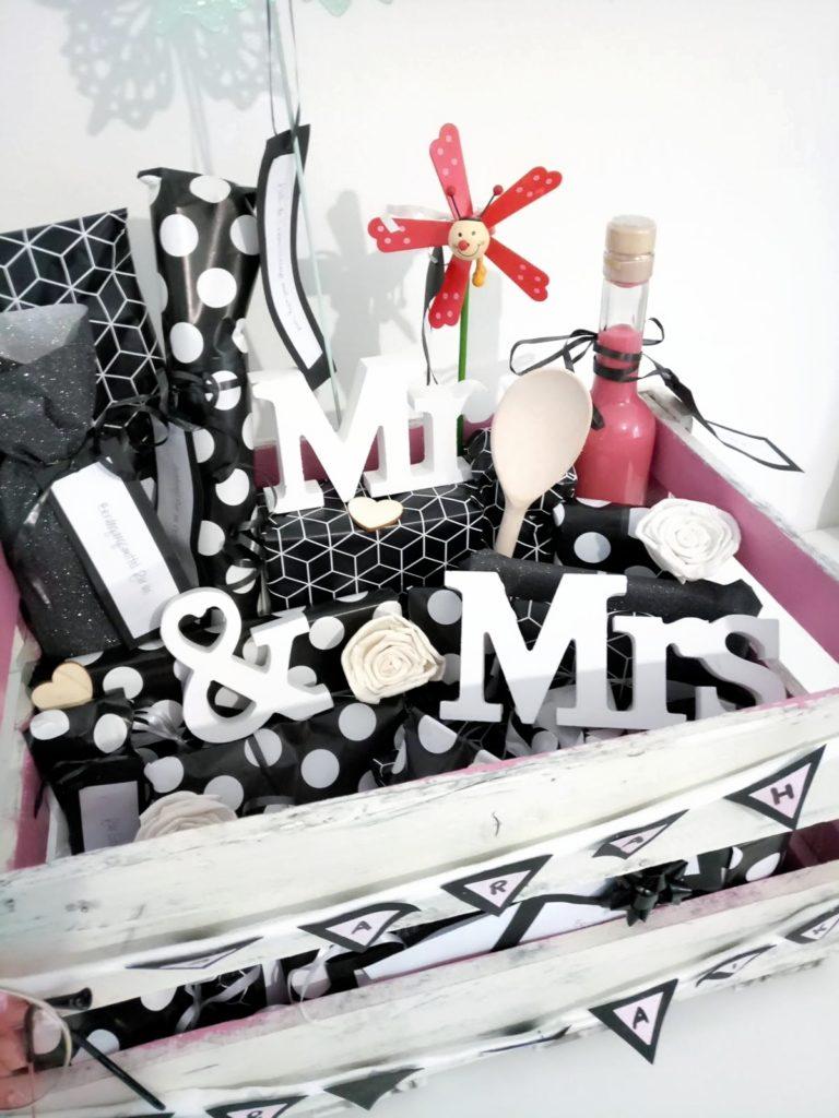 DIY Geschenk Idee zur Hochzeit I Hochzeitsgeschenk für Leute mit Humor